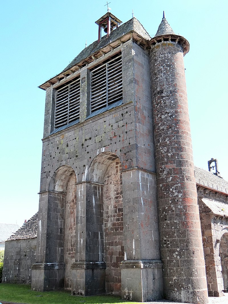 Thérondels - Église Notre-Dame -02.JPG