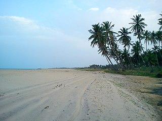 Thambiluvil Village in Sri Lanka