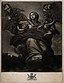 The Assumption of the Virgin Mary. Mezzotint by R. Dunkarton Wellcome V0034500.jpg