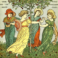 The Baby's Opera A book of old Rhymes and The Music by the Earliest Masters Book Cover 05.png