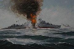 バレンツ海海戦 が発生。(1942 ...