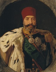 The Bey of Tunis, Sid Muhammed Es Sadok
