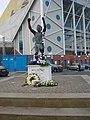 The Billy Bremner Statue, Elland Road - geograph.org.uk - 634095.jpg