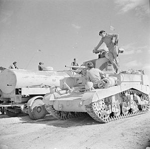 Battle of El Agheila - Image: The British Army in North Africa 1942 E19587