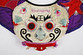The Childrens Museum of Indianapolis - Emroidered infant bib - detail.jpg