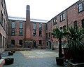 The Courtyard, Baker's Boot Factory, Wolverhampton - geograph.org.uk - 1105422.jpg