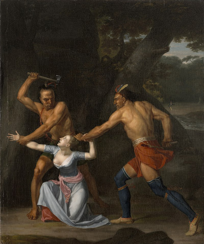 The Death of Jane McCrea John Vanderlyn 1804.jpeg