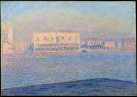 The Doge's Palace Seen from San Giorgio Maggiore MET DT1904.jpg