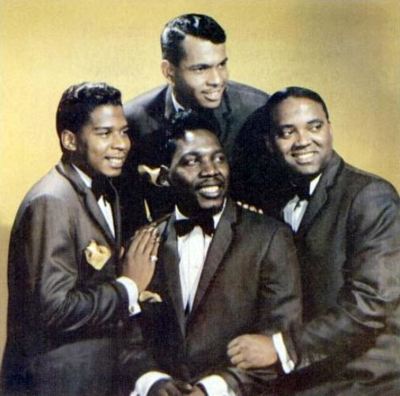 Picture of a band or musician: The Drifters