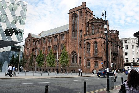 The John Rylands Library, Deansgate, Manchester.jpg