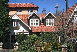 Dora Kunz - Image: The Manor (Mosman) 2