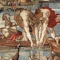 The Miraculous Draught of Fishes tapestry detail.png