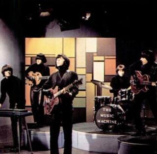 The Music Machine band that plays garage rock