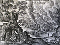 The Phillip Medhurst Picture Torah 102. Destruction of Sodom. Genesis cap 19 v 30. Borcht.jpg