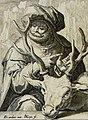 The Phillip Medhurst Picture Torah 268. Naphtali. Genesis cap 49 v 21. De Geyn.jpg