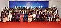 The President, Shri Ram Nath Kovind at the 30th Annual Convocation of the Goa University, in Goa.JPG
