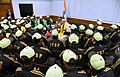 The Prime Minister, Shri Narendra Modi interacting with the ITBP excursion groups of students from Sikkim and Ladakh, in New Delhi on February 06, 2018 (2).jpg