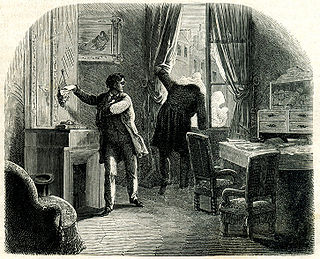 C. Auguste Dupin fictional French crime-solver created by Edgar Allan Poe