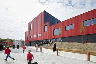 Plymouth College of Art - The Red House free school
