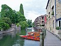The River Cam just above Magdalene Bridge - geograph.org.uk - 875523.jpg