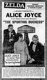 <i>The Sporting Duchess</i> (1920 film) 1920 film