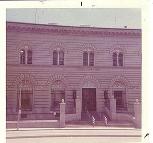 Denver Mint - The Denver Mint in a May 1972 photograph