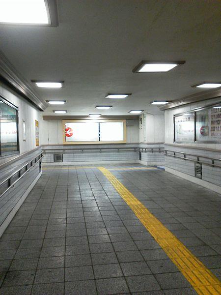 File:The Underground Walkway in Hakodate - panoramio.jpg