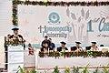 The Vice President, Shri M. Venkaiah Naidu addressing the 1st Convocation of Homeopathy University, in Jaipur, Rajasthan.JPG