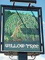 The Willow Tree Inn, Leeming, North Yorkshire (geograph 2520179).jpg
