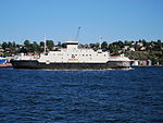 The ferry MF «Bastø IV» (ex MF «Austrheim») leaving Moss for Horten in the Oslo Fjord.JPG