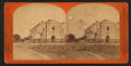 The old San Gabriel Mission, San Gabriel, Cal, by Continent Stereoscopic Company.png