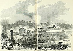 The Siege of Lexington, Mo. by F. B. Wilkie