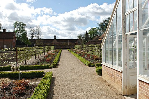 The walled garden, Audley End (geograph 3921983)