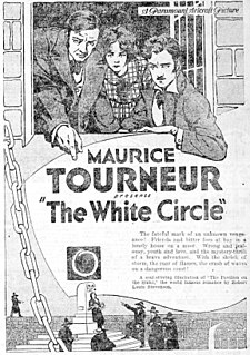 <i>The White Circle</i> 1920 film by Maurice Tourneur