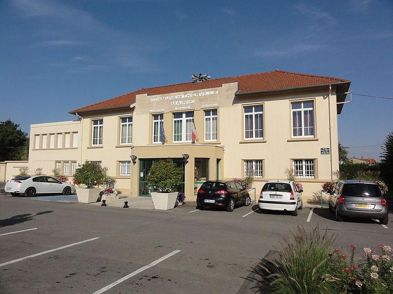 Thierville-sur-Meuse (Meuse) mairie