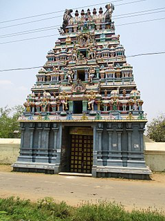 Vamaneeswarar temple