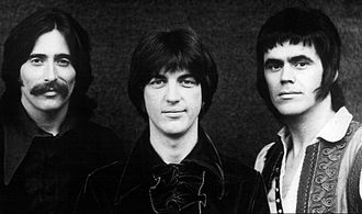 Three Dog Night - Negron, Wells and Hutton in 1969
