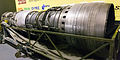 ThrustSSC Rolls-Royce Spey turbofan engine Coventry Transport Museum.jpg