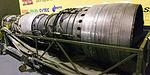 ThrustSSC Rolls-Royce Spey turbofan engine Coventry Transport Museum.jpg