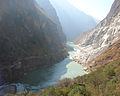 Tiger Leaping Gorge Canyon Close Up View.JPG
