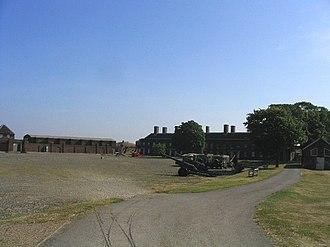 Bernard de Gomme - Image: Tilbury Fort, Tilbury Riverside, Essex geograph.org.uk 26773