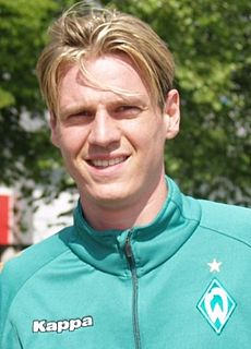 Tim Borowski German retired professional footballer