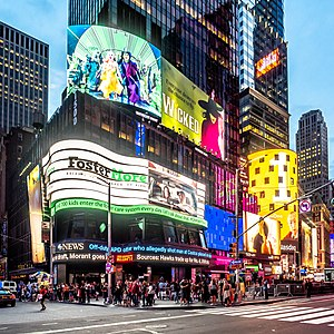 Manhattan/Theater District – Travel guide at Wikivoyage