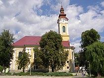 Tisovec, evangelický kostel 02.jpg