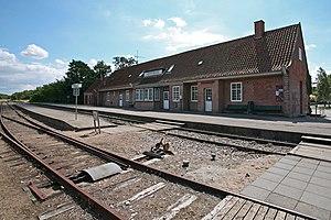 Tisvildeleje station - Tisvildeleje station