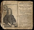 Titlepage & frontispiece to Culpeper, 'The English physician' Wellcome L0063985.jpg