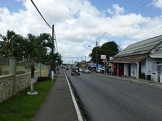 Arouca, Trinidad and Tobago - Image: Tn T Arouca 1