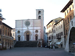 Roman Catholic Diocese of Todi - Todi Cathedral