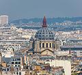 Toits Paris Saint Augustin depuis arc de Triomphe 2.jpg