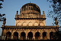 Tomb of Abdullah Qutb Shah in Hyderabad W IMG 4489.jpg